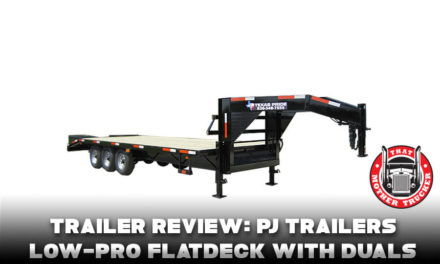 Trailer Review: Texas Pride 35+5 Deckover Gooseneck