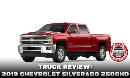 Truck Review: 2019 Chevrolet Silverado 2500HD