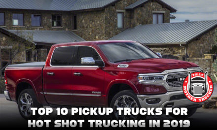 Top 10 Pickup Trucks For Hot Shot Trucking in 2019