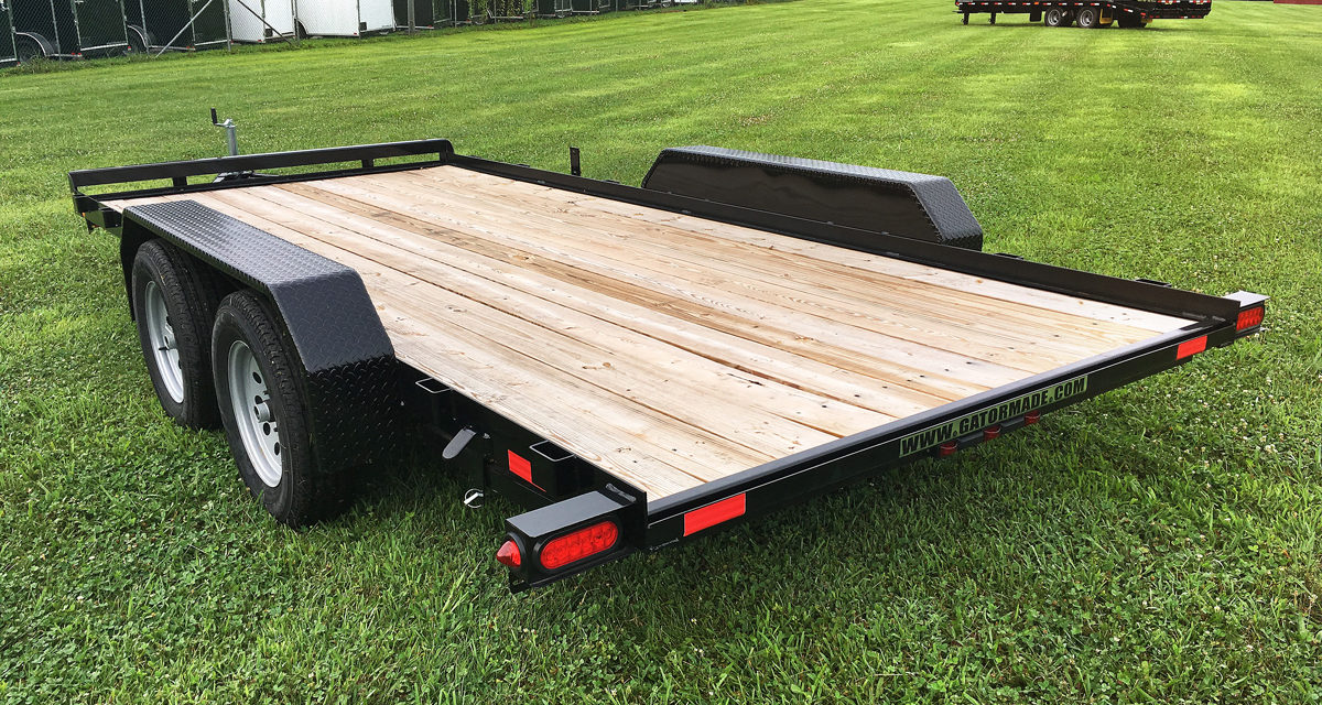 Trailer Review: Gatormade 16Ft Low Boy Trailer